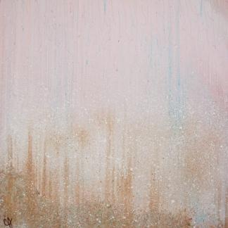 """Dreamland, 36 x 36"""", $450"""