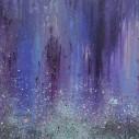 """Nebulae, 24 x 48"""""""